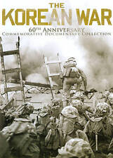 The Korean War: 60th Anniversary Commemorative Documentary Collection (DVD, 2013