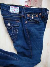 TRUE RELIGION Jeans BILLY STRAIGHT WOMENS Damen Jeanshose Gr.24 NEU mit ETIKETT