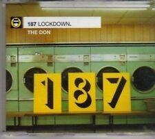 (BJ637) 187 Lockdown, The Don - 1998 CD