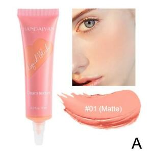 Face Blusher Peach Orange Cream Makeup Liquid Blush Blush Cosmetics Palette