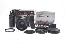 Mamiya 7 + mamyia n 80mm 1:4 L