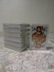 7 x SKAT Kartenspiel - Hertel - NOS - eingeschweißt