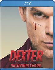NEW  3BLU RAY SET -Dexter: The Complete 7TH Season -Michael C. Hall, Julia Sti