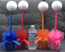 4 X Bright Colours Sweet tree kits table Centre Party Activities Gifts ***