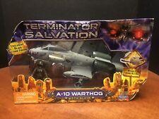 Playmates Terminator Salvation A-10 Warthog With Blair Dela1082