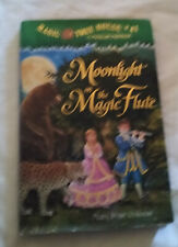 MoonLight on the Magic Flute Magic Tree House #41 Hardback
