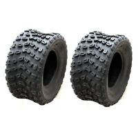 Pair of 22x11-10 inch Tyre Tire ATV UTV Quad Bike Dune Buggy 300 400 500cc 600cc
