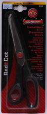 "Mundial True Left-Hand 8.5"" Dressmaker Shears Red Dot Scissors M212.40"