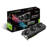 ASUS GeForce GTX 1070 Strix 8GB GDDR5 Graphics Card (STRIX-GTX1070-8G-GAMING)