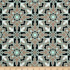 "Joel Dewberry - Burlap Horse Blanket Cotton Fabric- 6 yds 21"" - Free Ship"