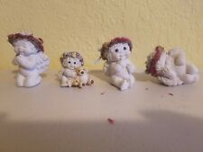 Dreamsicles Figurine Lot of 4