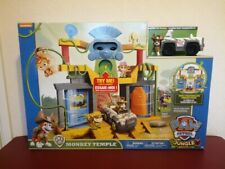 PAW Patrol Monkey Temple Playset Jungle Rescue with Pup Tracker Mandy Boxed New