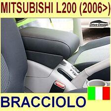 Mitsubishi L200 (dal 2006) - bracciolo regolabile - vedi nostri tappeti auto