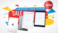 NEW Apple iPad 2/3/4 Mini Air Pro | WiFi Tablet | 16GB 32GB 64GB 128GB Warranty