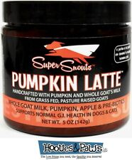 Diggin Your Dog Super Snouts Pumpkin Latte Digestive Health w/ Pre-biotic 5oz