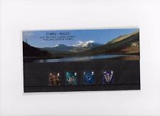 1999 Definitive stamps - wales pack 46