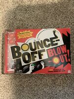 Bounce Off Blow Out Mattel Family Game Twice the Balls of Original