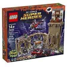 LEGO 76052 Batman Classic super heroes Batcaverna Tv series new misb DC COMICS