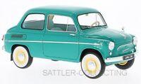 Saporoshez ZAZ 965AE Jalta Export Version (turquoise) 1963-1965