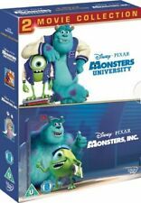 Monsters Inc./monsters University Collection DVD 2001 Region 2