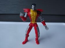 1997 Marvel Toy Biz X Men Secret Weapon Colossus Action Figure