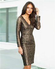 Lace Stretch, Bodycon Regular Size Dresses NEXT