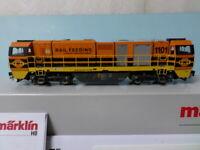 MÄRKLIN G2000BB Vossloh RRF rèf 37207 avec décodeur MFX+.