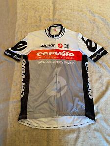 CASTELLI Cycling Jersey BRAND NEW ORIGINAL CERVELO SHORT SLEEVES SIZE  Unisex