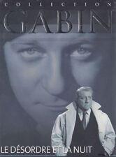 """DVD """"Le desordre et la nuit"""" collection GABIN  N 39   NEUF SOUS BLISTER"""