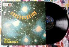 """LOS DESTELLOS LP """"Constelacion"""" KILLER CUMBIA FUZZ PERU Onsta la Yerbita LISTEN"""