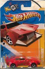 Hot Wheels 2012 New Models #44 Mad Manga Red w/ 5SPs