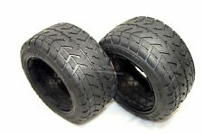MadMax On Road Buggy Tyre Rear Pair HPI Baja & KM Buggy 1/5th Scale