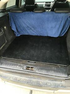 range rover heavy duty rubber anti sleep boot lining