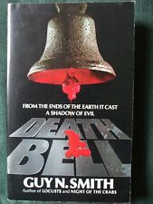 Guy N.Smith - Death Bell Paperback Book.Published By Arrow Books