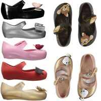 Mini Melissa Infant/Toddler/Little Kids Disney Characters Mary Jane Flats Shoes