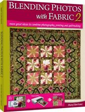 EQ Electric Quilt - EQ Blending Photos with Fabric 2 Book