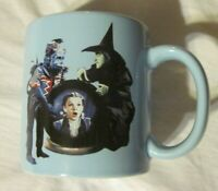 WIZARD OF OZ BLUE WITCH MUG by Turner Entertainment I'LL GET YOU MY PRETTY