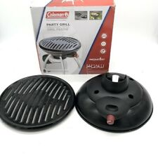 Coleman Party Propane Bbq Grill Portable Compact Outdoor Barbecue Cooking