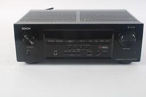 Denon AVR-S730H Integrated Network AV Receiver - 7.2 Channel Full 4K Ultra HD