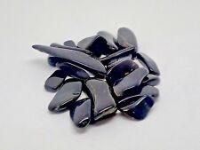 Healing Crystals - Tiger Eye Blue 5-20mm Tumblestones - 20g