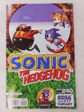 SONIC The HEDGEHOG Comic # 240 ~RARE SEGA 16 Bit VARIANT Cover ~NM/UNREAD
