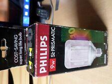 Philips SL-Prismatic Bulb 9w es