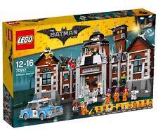 NEW LEGO BATMAN MOVIE ARKHAM ASYLUM SET 70912 sealed nib nisb twoface gcpd cops