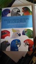 ENCICLOPEDIA MUNDIAL DE LOS LOROS PARROT LORO LIBRO