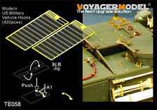 Voyager TE058 1/35 Modern US Military Vehicle Hooks(400pces) (GP)