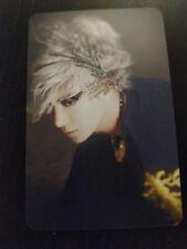 Leetuek & Shindong Photocard (2 sided)- Super Junior Sexy, Free & Single Album