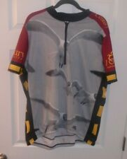 Revi brand, men's bicycle jersey, Seagull Century