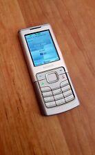 Original Nokia 6500 Classic en alusilber