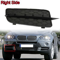 For 07-2010 BMW X5 E70 Front Bumper Lower Lateral Grill Grille Cover Right Side
