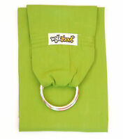 Walkabout Baby Child Carrier Ring Sling Pouch Wrap Cotton Olive Green Tula NEW